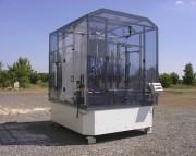 Remplisseuse rotative automatique - Rendement : 3600 bouteilles 1L/h