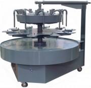 Remplisseuse rotative semi-automatique 1500 Litres par heure - Rendement : 1100 et 1500 L/h