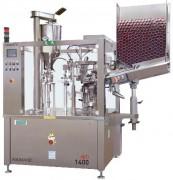 Remplisseuse semi-automatique de tube métallique - Vitesse jusqu'à 1500 pcs/h