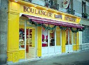 Rénovation devanture de boulangerie
