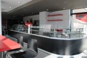 Rénovation espace bar restauration intérieure - Aménagement d'intérieur moderne