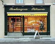 Rénovation façade de pâtisserie - Réalisation et/ou rénovation vitrine et mobilier pour boulangerie, pâtisserie, chocolaterie