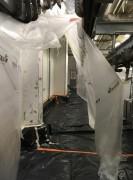 Rénovation peinture chambre froide alimentaire