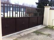 Rénovation peinture portails