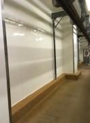 Rénovation peinture salle blanche de laboratoire