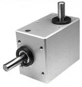 Renvoi d'angle de transmission mécanique - Couple : 0.8 Nm max