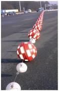 Répartiteur de trafic - Longueurs : 5 ou 10 mètres