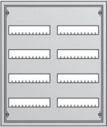 répartiteur up 4 rangées ip31-30102 - 610974-62