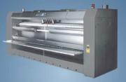 Repasseuse professionnelle électrique - Capacité de repassage : 60-100 kg/h