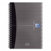 répertoire bureau reliure intégrale 160p réglure bicolore format 14,8x21 ADRESS BOOK OFFICE - oxford