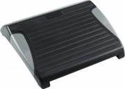 Repose-pieds pour bureau - Matière : ABS noir