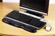 Repose poignet en gel pour clavier - Coussin de Gel