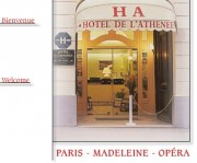 Réservation L'Athenée Opéra Paris - L'Athenée Opéra