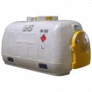 Réservoir à fioul 960 L - Capacité : 960 L