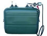 Réservoir d'essence - Capacité de 1000 litres - indicateur de niveau - tube de ventilation