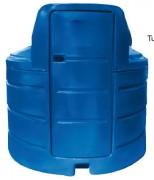 Réservoir de stockage extérieur - Capacité (L) : 2500