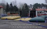 Réservoir eau potable - Poids à vide : 20 kg à 2039 kg