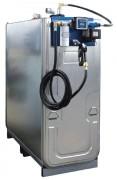 Réservoir fuel avec station sur plaque - Capacité (L) : 1000 - 1500.