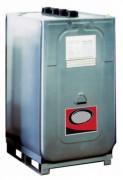 Réservoir métallique à fuel - Capacité : de 400 à 1500 l