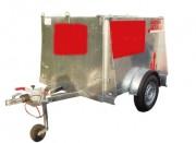 Réservoir mobile essence
