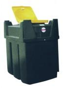 Réservoir pour huiles - 600 litres - (L x l x h) 130 x 82 x 133 cm