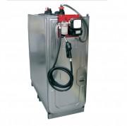 Réservoir pour stockage de carburant - Contenance : 1000 ou 1500 litres