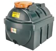 Réservoir récupérateur d'huile usagée - Capacité (L) : 1300 - 2500