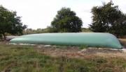 Réservoir souple de stockage d'huile alimentaire - Capacité : De 0,5 à 500 m³