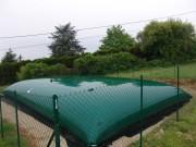 Réservoir souple de stockage sur mesure - Fabrication sur mesure pour eau, effluents, incendie...
