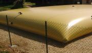 Réservoir souple eau potable - Capacité : De 1 à 500 m³