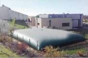 Réservoir souple élastomère - Structure en Tissu/PVC - Etanche