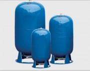 Réservoirs à vessie verticale de 50 à 500 L - Capacité (L) : de 50 à 500