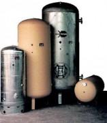 Réservoirs pour air et fluides sous pression - Stockages air comprime eau sous pression