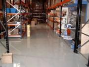 Résine sol époxy sans odeur - Consommation moyenne : 250 à 350 g / m²