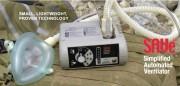 Respirateur automatique - Appareil ballon-masque automatique - 9 ventilations par minutes pour 100 compressions thoraciques