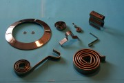 Ressort industriel sur mesure - Diamètre de 0,3 mm jusqu'à 45 mm