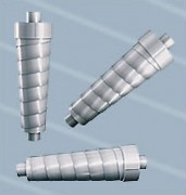 Ressort spiralé protection vis transmission - Mise en place possible sans démontage de la vis de transmission