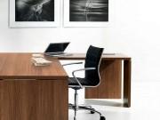 Retour secrétaire bureau - Dimensions plateau (L x P) : 110 x 60 cm