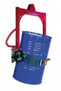 Retourneur de fûts métalliques - Charge utile (Kg) : 400