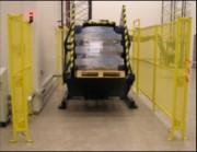 Retourneur de palette bois et plastique - Capacité de charge (Kg) : 1500