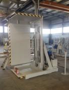 Retourneur de palettes avec système hydraulique - Poids maximum : 1500 Kg