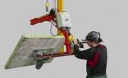 Retourneur de panneaux 180° - Retourneur industriel de panneaux 180° /250 kg