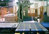 Retourneur de piles palettes automatique - Capacité maximum (kg) : 1500