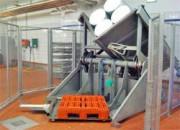 Retourneur échangeur palette - Hauteur maximale de la charge permise : 2400 mm - Poids maximum : 1500 kg