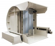 Retourneur pile turbine - Capacité maximum (Kg) : 2000