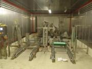 Retourneur piles de moules - Sur-mesure    -   Pour industrie agroalimentaire
