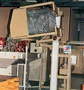 Retourneur Skip hydraulique - Skip hydraulique