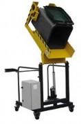 Retourneur videur de bac roulant - Capacité : de 80 à 240 litres