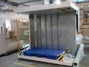 Retourneurs de pile automatique - Capacité maximum (Kg) : 1800