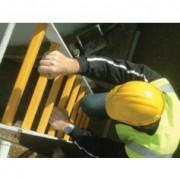 Revêtement antidérapant - Pour barreaux d'échelles de sorties de secours